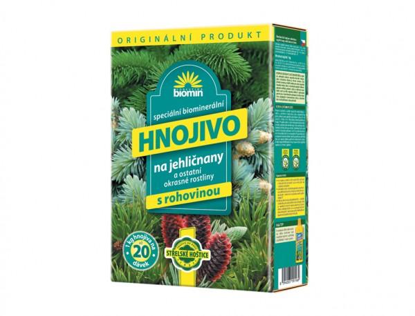 Forestina Biomin hnojivo na KONIFERY 1 kg 0032
