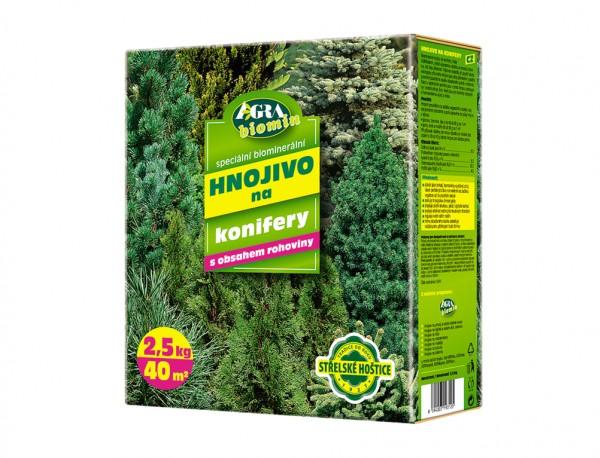 Forestina Biomin hnojivo na KONIFERY 2,5 kg 0033