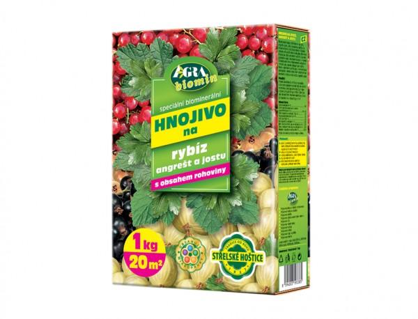 Forestina Biomin hnojivo na RYBÍZ a ANGREŠT 1 kg 0040