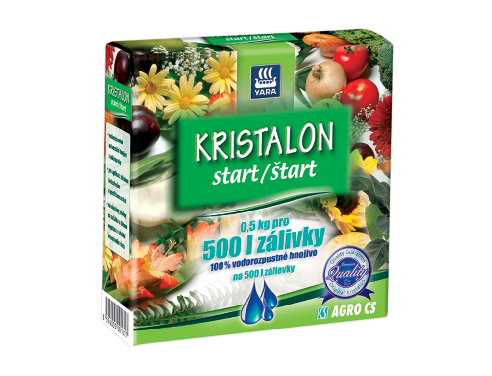 AGRO Hnojivo START 500 g Kristalon 0392