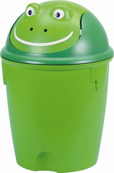 CURVER Koš na odpadky Curver Frog / žába