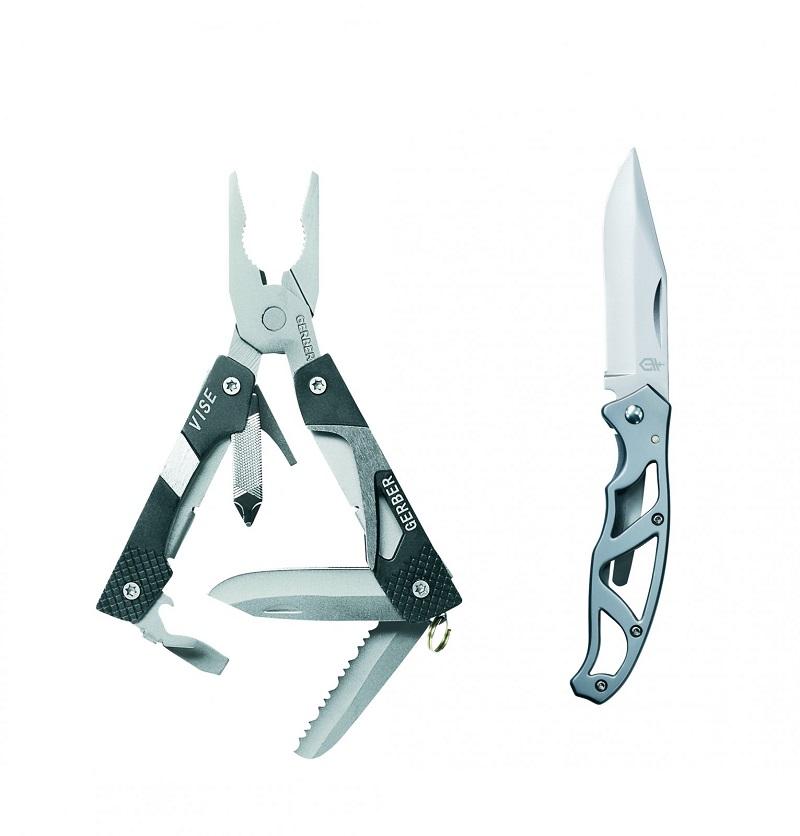 Gerber Vise kleště a Paraframe Mini zavírací nůž Gerber 1024632