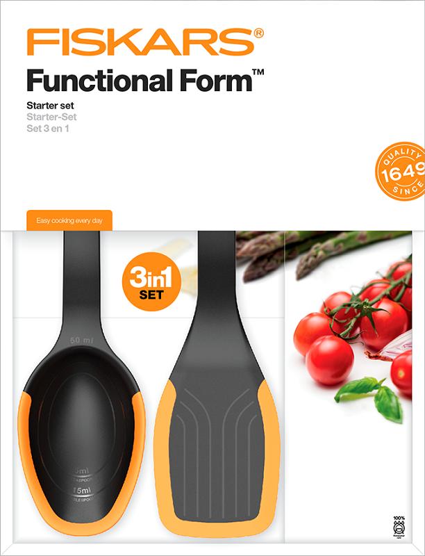 FISKARS Functional Form startovací set 3 ks Fiskars 1027306