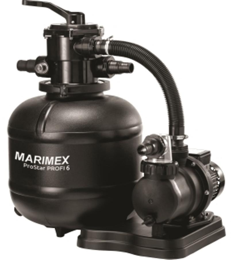 MARIMEX Písková filtrace ProStar Profi 6 m3/h Marimex 10600023