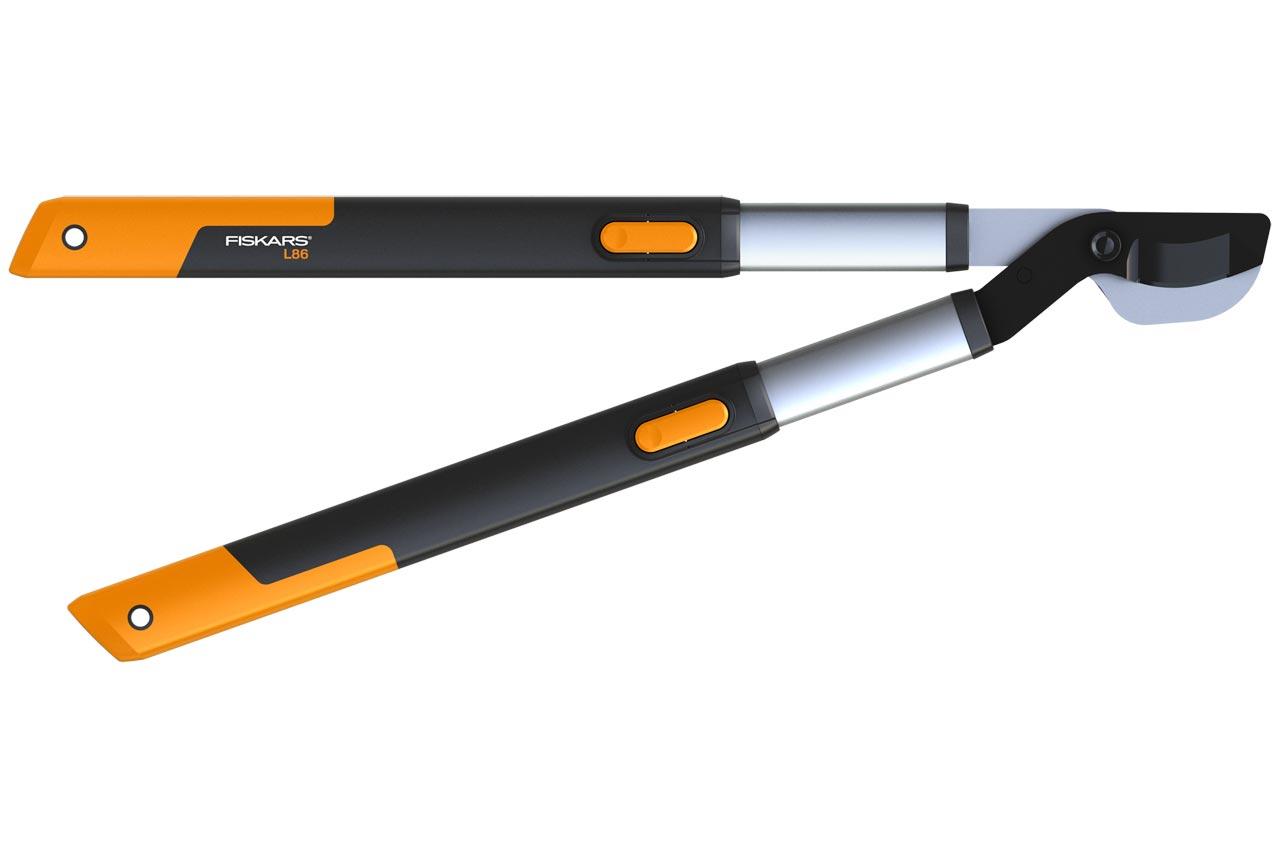 FISKARS 1013564 Nůžky na silné větve SmartFit, teleskopické velké L86
