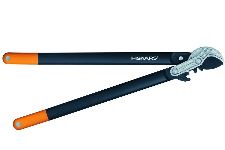 FISKARS Nůžky na silné větve převodové jednočepelové velké L77 Fiskars 112580