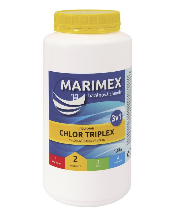 MARIMEX Chlor Triplex Mini 3v1 0,9 kg Marimex 11301206
