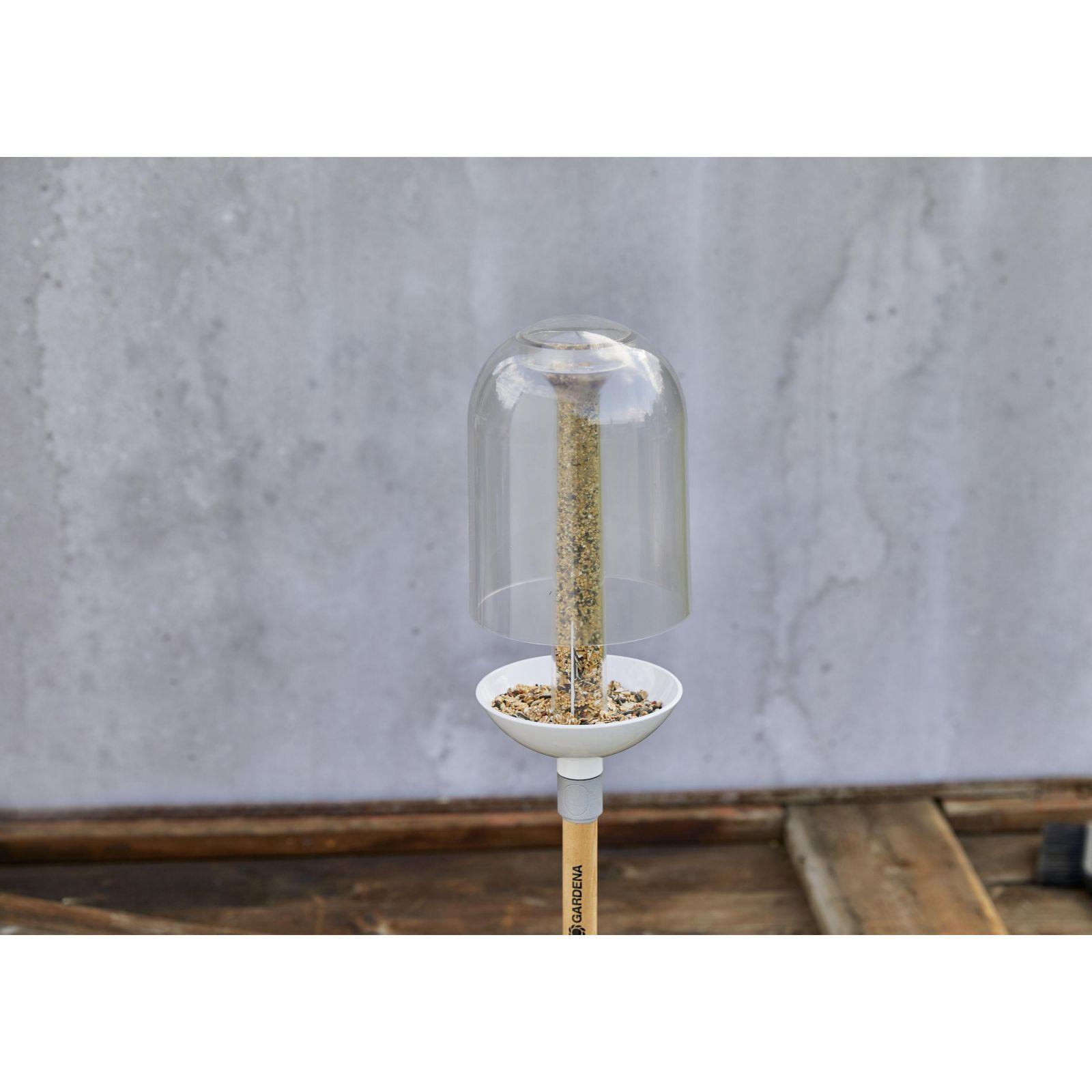 Gardena ClickUp! krmítko pro ptáky s násadou GARDENA 11380-30