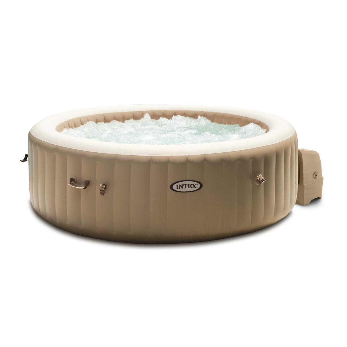 INTEX Pure Spa Vířivý bazén - Bubble HWS béžový MARIMEX 11400217