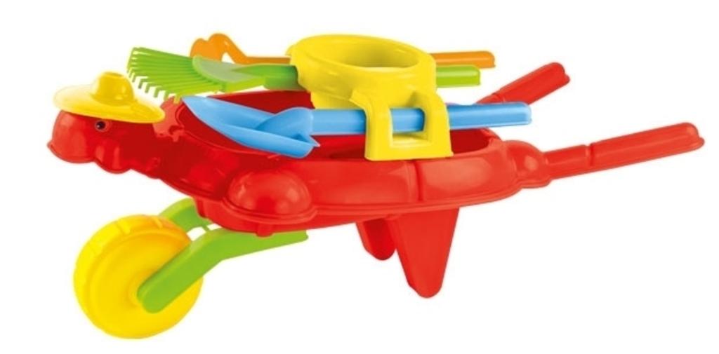 MARIMEX Kolečko s nářadím plastové želva Marimex 11640088