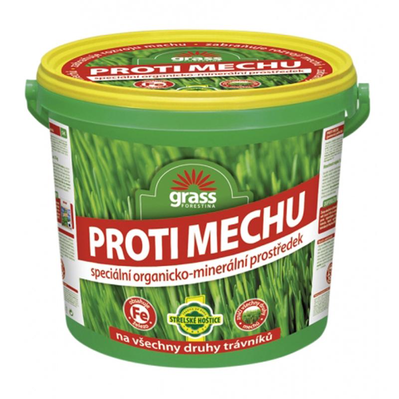 Forestina Grass Přípravek proti mechu organicko minerální 10 kg FORESTINA 1284