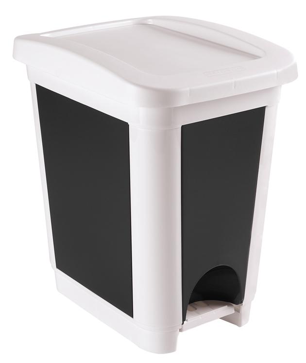 HEIDRUN Odpadkový koš pedálový 30 l Heidrun
