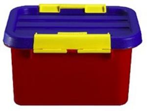 HEIDRUN Box KIDS s víkem 3 l Heidrun 1601/K