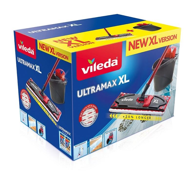 Vileda Ultramax XL set Box Microfibre 2v1 Vileda 160932