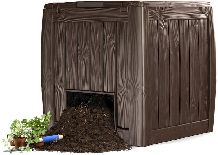 KETER Zahradní kompostér DEKO 340 l KETER 17196661