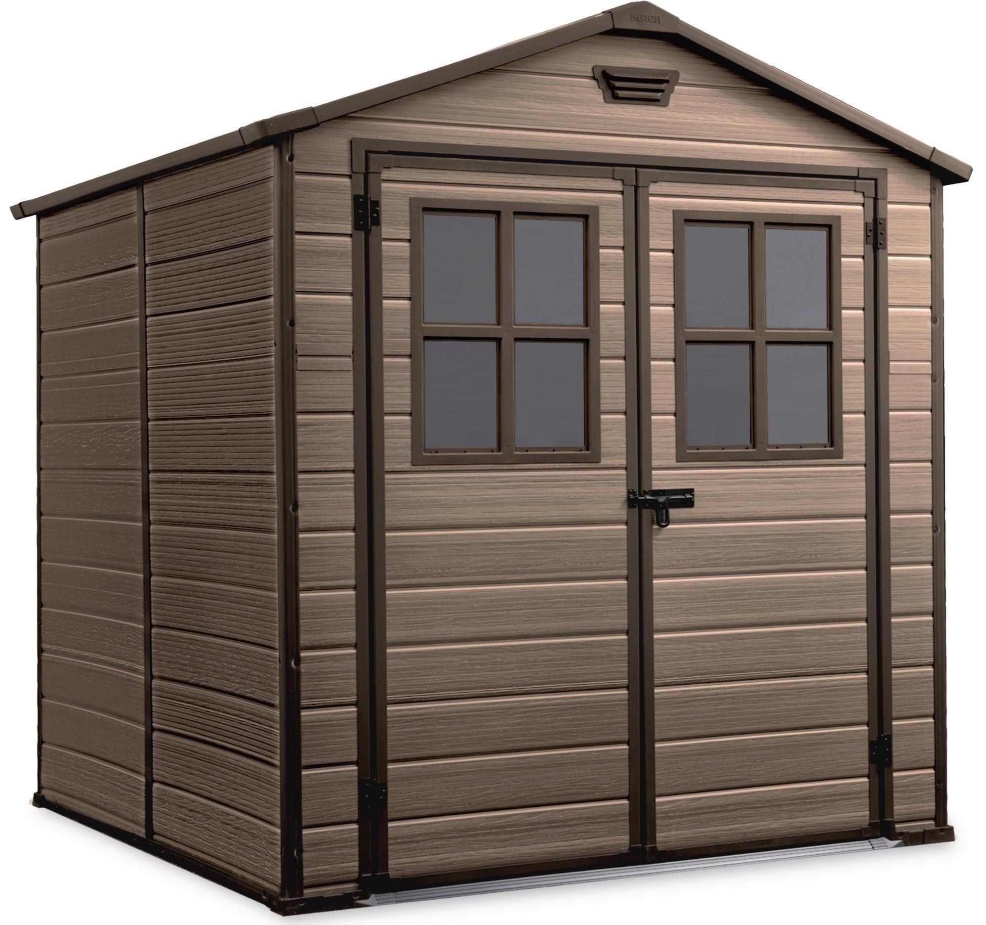 KETER Zahradní domek Keter SCALA 6x8 s okny 17202394 výprodej