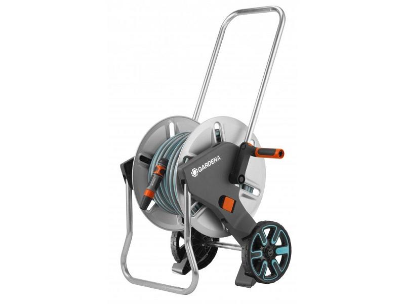 Gardena AquaRoll kovový vozík na hadici M - sada Gardena 18542-20