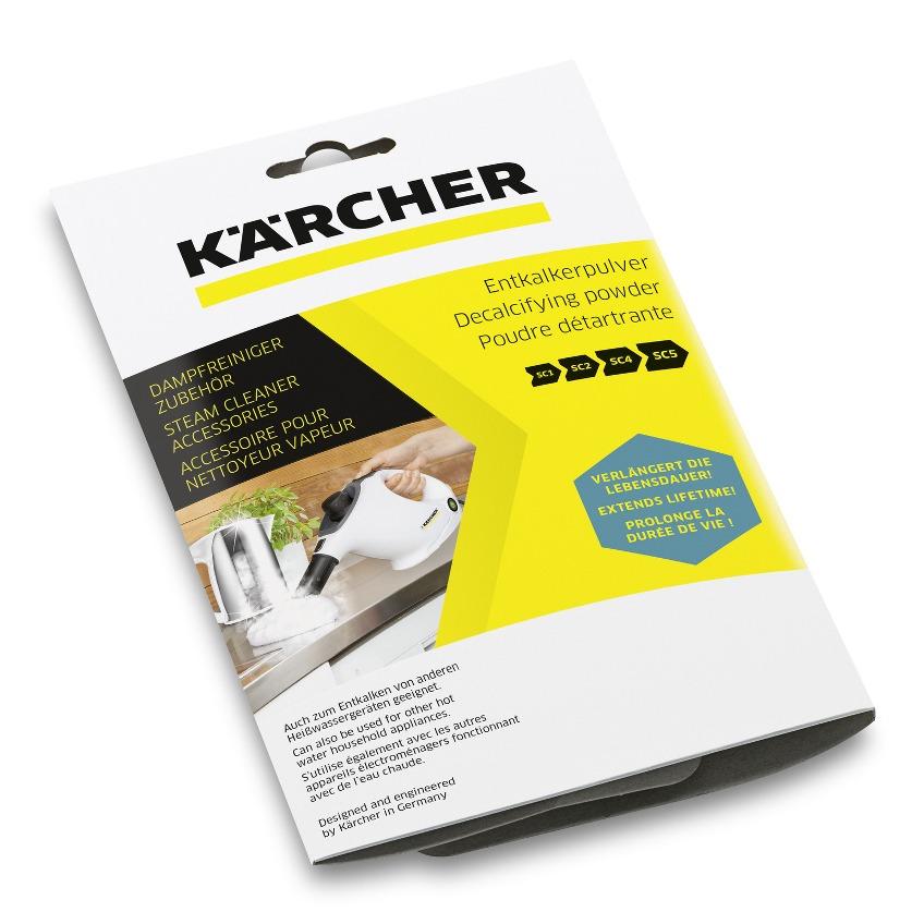 Kärcher Odvápňovací prášek Kärcher 6.295-987.0