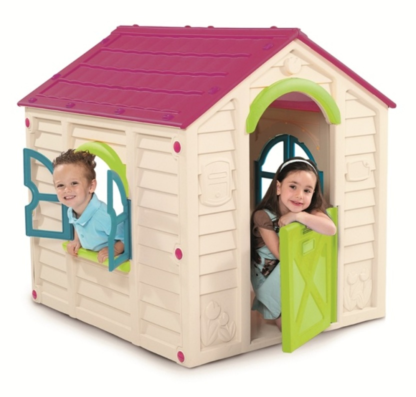 KETER Dětský domeček Rancho playhouse béžový - Keter 17/438