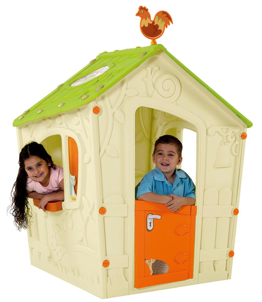 KETER Dětský domeček Magic play house béžový - Keter 223683
