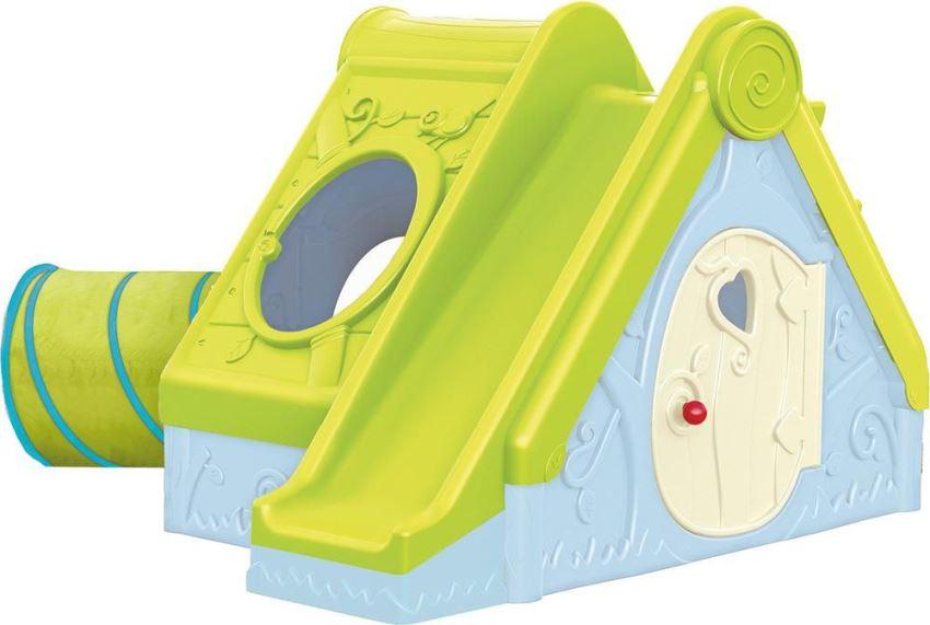 KETER Dětský domeček Funtivity play house zelený - Keter 223317