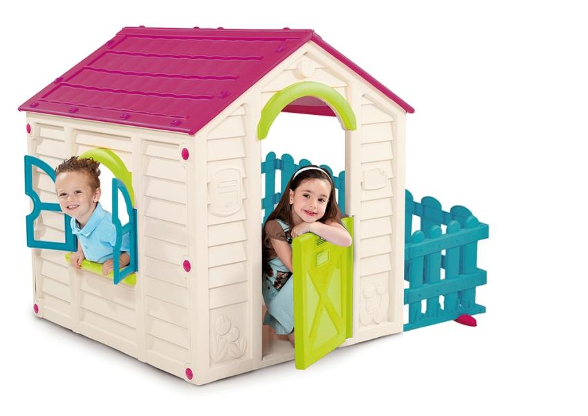 KETER Dětský domeček My Garden house béžový - Keter 220141