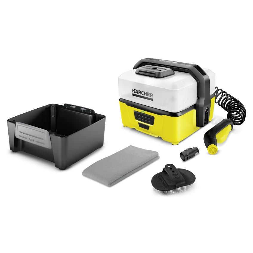 KÄRCHER Outdoorový čistič OC 3 Pet box - Kärcher 1.680-004.0