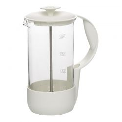 Konvice varná na kávu French press White Neo Emsa 516249