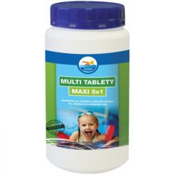 Multi Tablety MAXI 1 kg 5 v 1