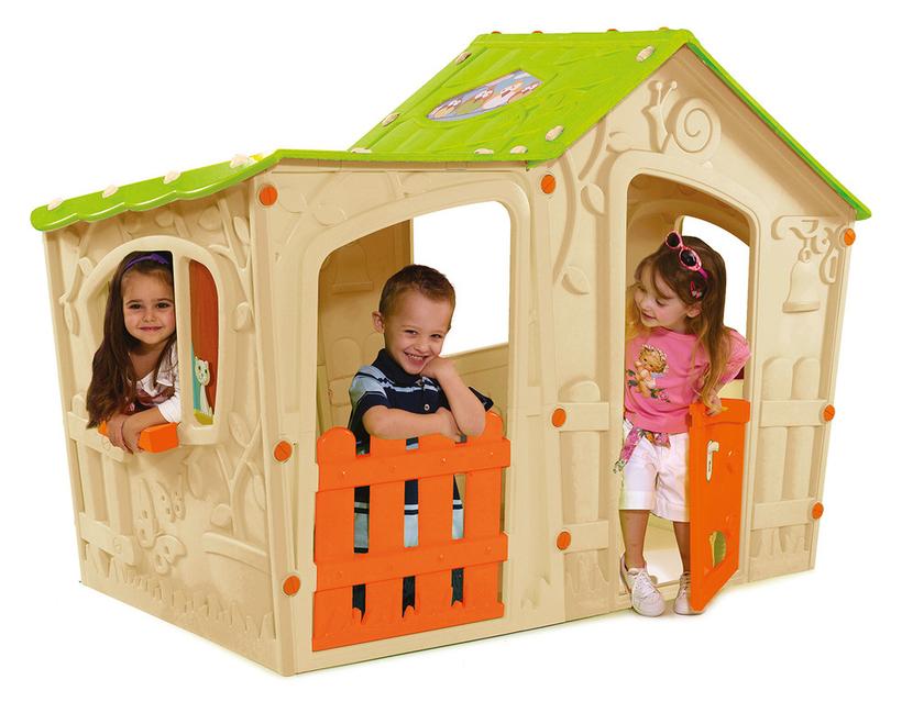 KETER Dětský domeček Magic Villa playhouse béžový - Keter 17/437