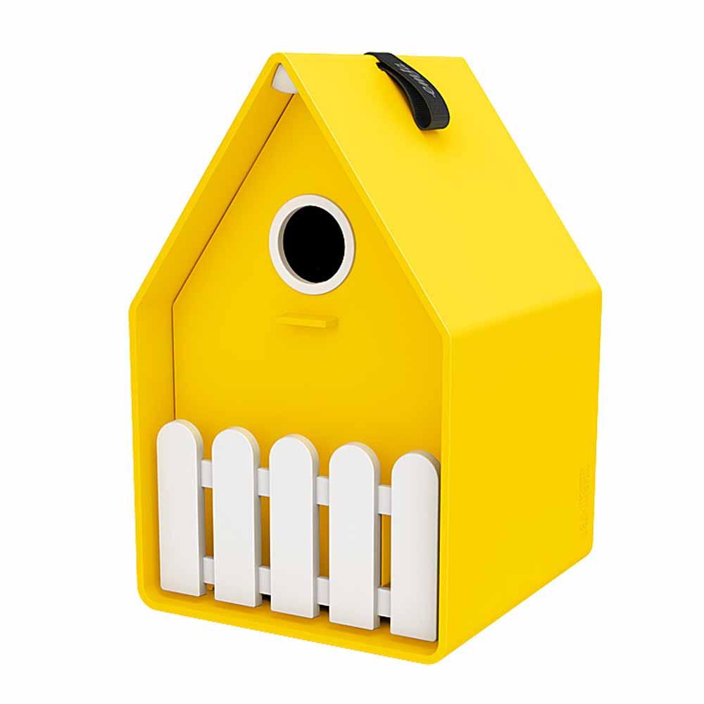 EMSA Ptačí budka žlutá Landhaus Emsa 514121