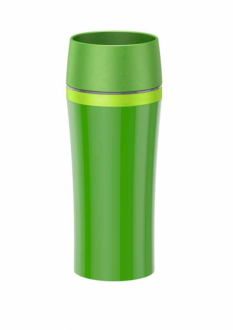 EMSA Termohrnek cestovní zelený TRAVEL MUG Fun 0,36 l Emsa