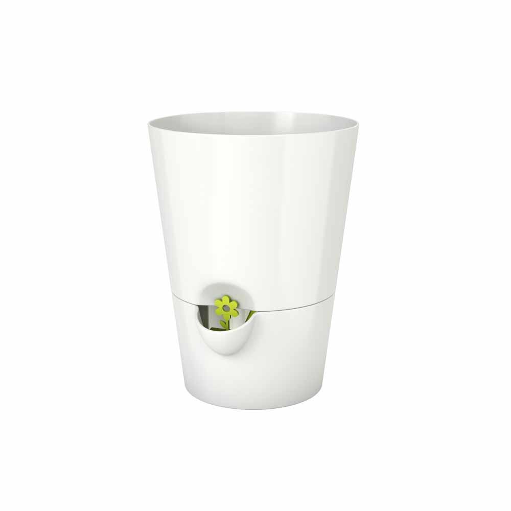 EMSA Květník samozavlažovací na bylinky1,2 l bílý Fresh Herbs Emsa 514244