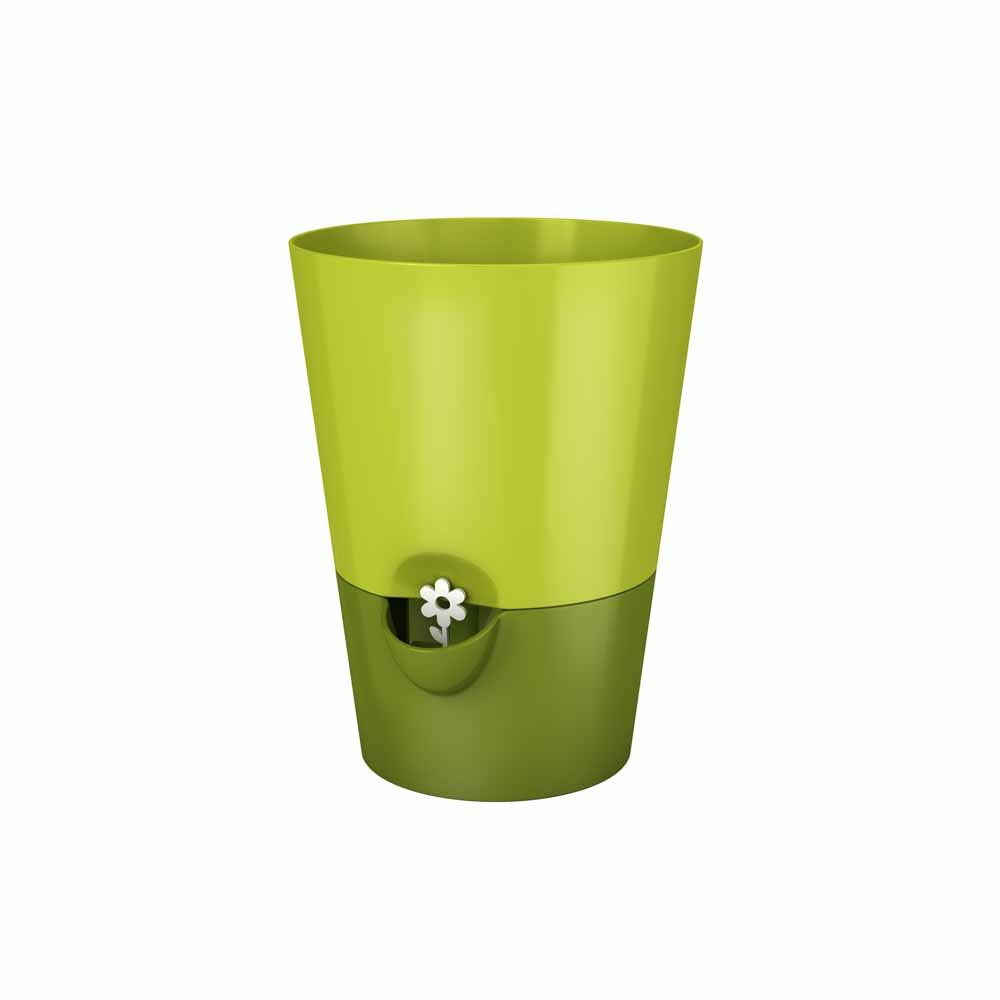 EMSA Květináč samozavlažovací na bylinky 1,2 l zelený Fresh Herbs Emsa 514247
