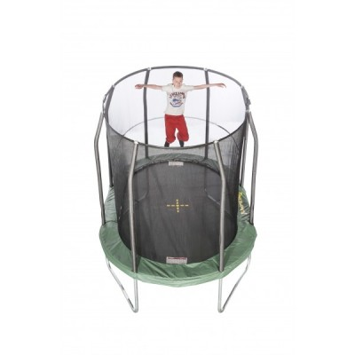 Trampolína JumpKing OVAL-POD 2,5 x 3,4 m