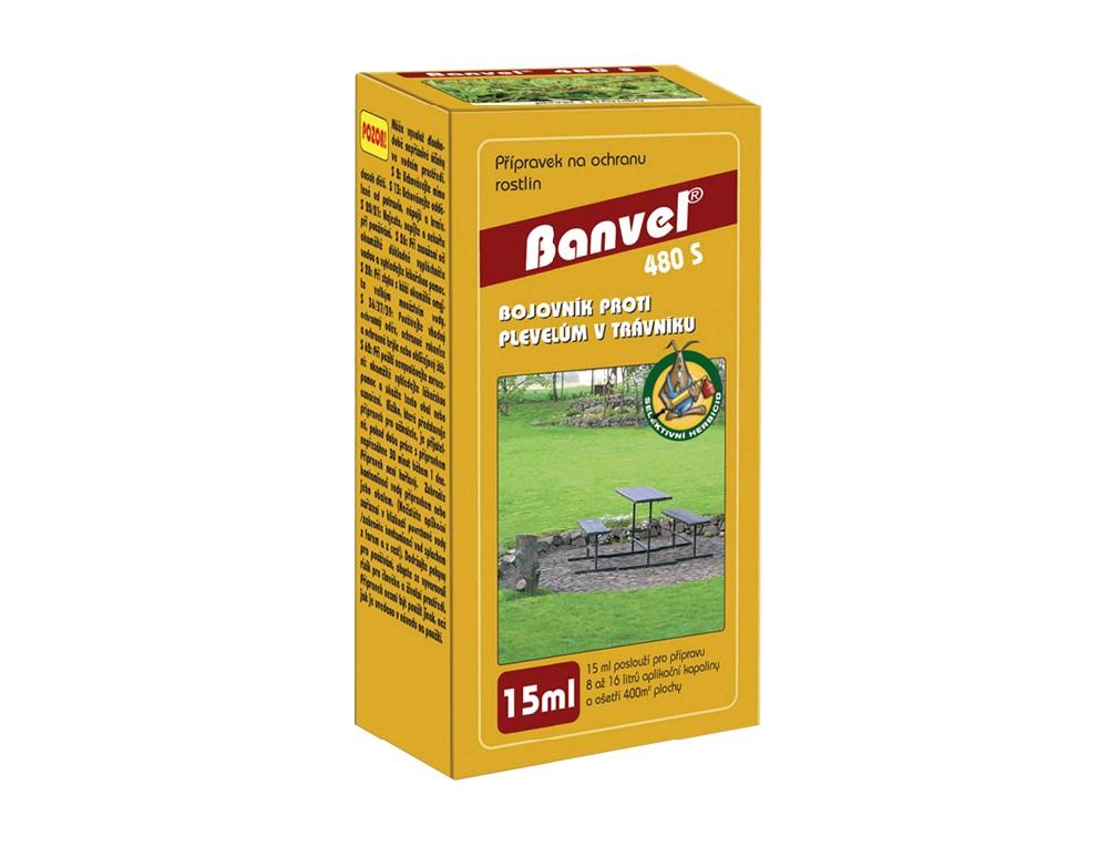 LOVELA Terezín s.r.o. Banvel 480 S 15 ml 4243
