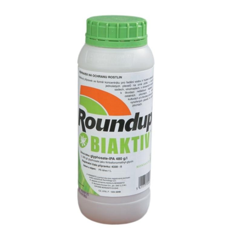 Roundup BIAKTIV 1000 ml 4709