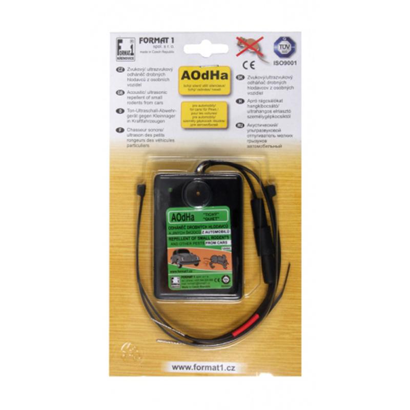 Nohel Garden Automobilový odháněč hlodavců AOdHa/t - ultrazvukový tichý 49192