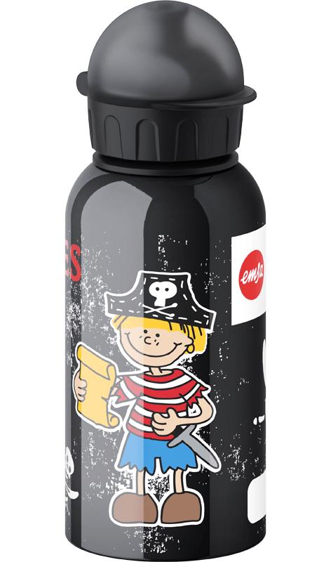 EMSA Dětská lahev na pití 0,4l - Pirát KIDS FLASK Emsa 514392