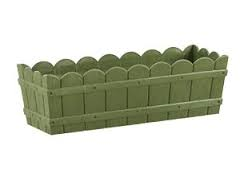 EMSA Truhlík zelený Country 50x17x15 cm - Emsa 515249