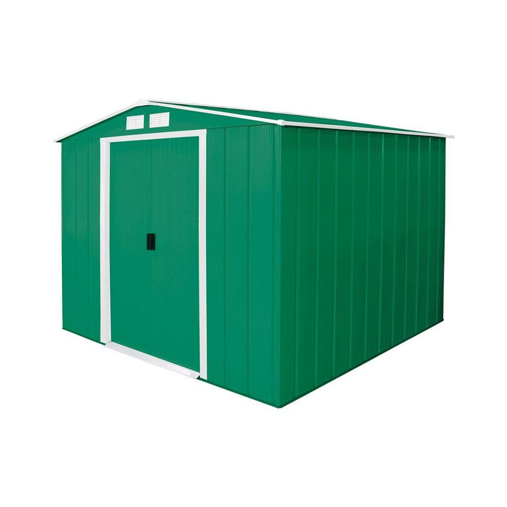 DURAMAX Zahradní domek Duramax TITAN ECO XL 6,3 m2 zelený
