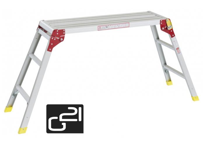 G21 Pracovní plošina G21 Work Station 0,73 x 1.78m skládací