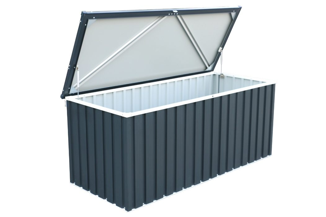 DURAMAX Zahradní úložný box 178 x 73 cm - antracit, Duramax 71151 - antracit