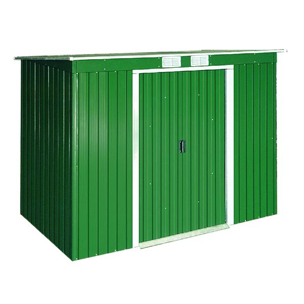 DURAMAX Zahradní domek PENT ROOF 2,5 m2 Duramax 7117 - zelený