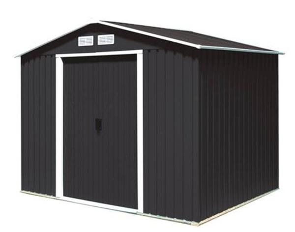 DURAMAX Zahradní domek Duramax TITAN XL 6,3 m2 - antracit