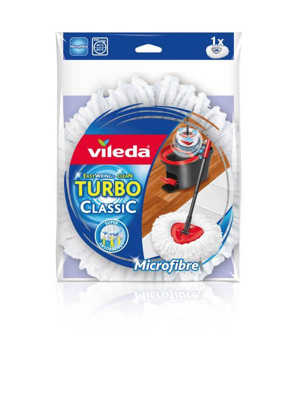 Vileda Easy Wring and Clean TURBO Classic náhrada VILEDA 152623