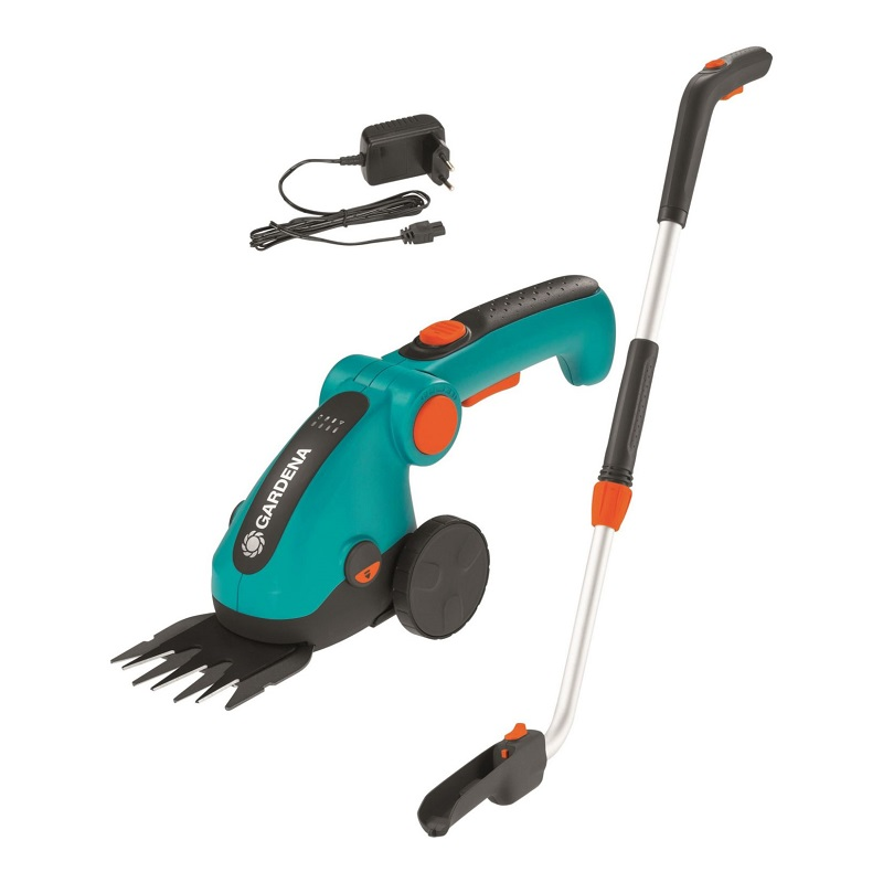 Gardena ComfortCut akumulátorové nůžky na trávu - sada Gardena 9858-20