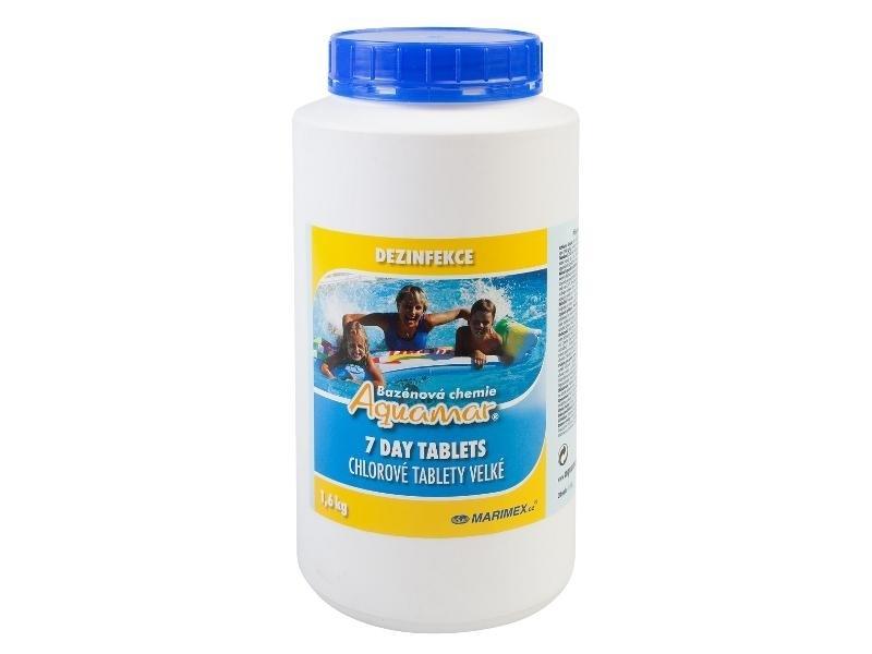 MARIMEX Aquamar 7 dní tablety 1,6 kg Marimex 11301203