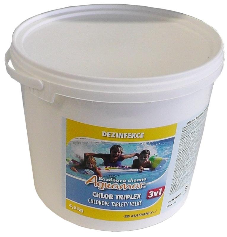MARIMEX Aquamar Triplex 4,6 kg Marimex 11301202