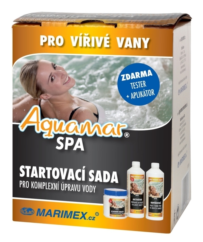 MARIMEX Aquamar Startovací sada Spa Marimex 11313110